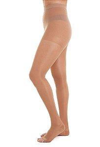 Meia Calça Medi 20-30 mmHg Sheer Soft, cor: Natural