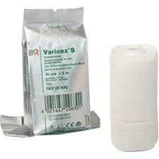Bota de Unna, Bandagem com pasta de Zinco Varicex S