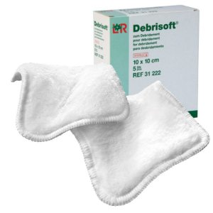 DEBRISOFT PAD - Almofada estéril para limpeza e desbridamento