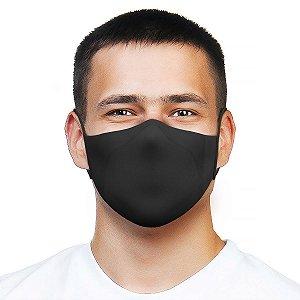 Máscara de Tecido Sigvaris CARE, cor: Preto