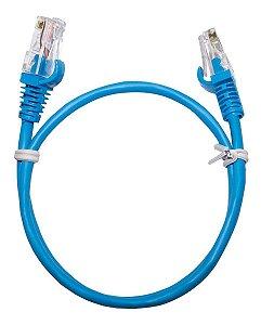 Cabo de Rede Cat5e RJ45 Internet 1Metro