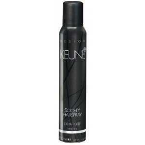 KEUNE DESIGN SOCIETY HAIRSPRAY EXTRA FORTE 300ML - SPRAY DE FIXAÇÃO