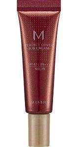 MISSHA Perfect Cover BB Cream N27 Honey Beige 10ml - TRAVEL SIZE
