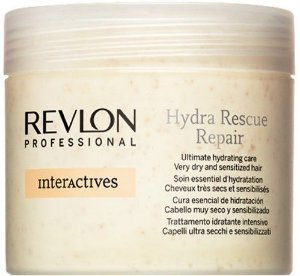 REVLON Interactives Hydra Rescue Repair 450ml - Máscara Termo Ativo