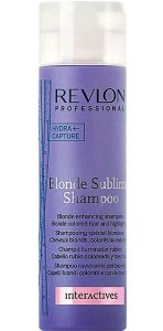 REVLON Interactives Shampoo Blonde Sublime 250ml