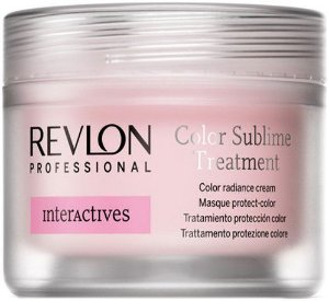 REVLON Interactives Color Sublime Treatment 200ml - Máscara