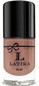 LATIKA ESMALTE NUDE CHOCO BROWNIE 10ML