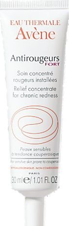 AVÈNE Antirougeurs Fort Concentrado Intensivo Calmante 30ml