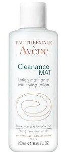 AVÈNE Cleanance Mat Loção Purificante e Matificante 200ml