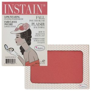 THE BALM INSTAIN BLUSH SWISS DOT - BLUSH  LONGA DURAÇÃO