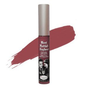 THE BALM MEET MATT(E) HUGHES CHARMING - BATOM LÍQUIDO MATTE