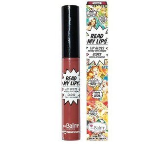 THE BALM READ MY LIPS GRRR! - GLOSS