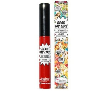 THE BALM READ MY LIPS WOW! - GLOSS
