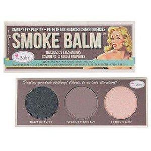THE BALM SMOKE EYE PALETTE BLAZE, SPARK E FLAME 1