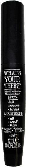 THE BALM What's Your Type? The Body Builder - Mascara