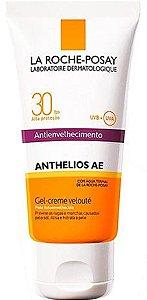 LA ROCHE-POSAY Anthelios AE Antienvelhecimento FPS30 Gel Creme Velouté 50g