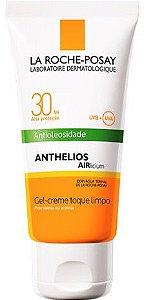 LA ROCHE-POSAY Anthelios Airlicium Antioleosidade FPS30 Gel Creme Toque Limpo 50g