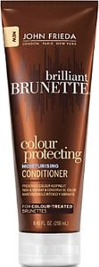 JOHN FRIEDA Brilliant Brunette Colour Protecting Moisturising Condicionador 250ml
