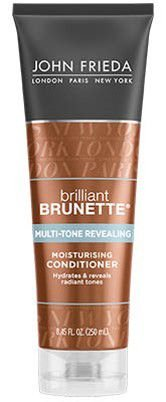 JOHN FRIEDA BRILLIANT BRUNETTE MULTI TONE REVEALING CONDICIONADOR 250ML