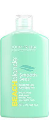 JOHN FRIEDA BEACH BLOND SMOOTH SEAS DETANGLING CONDICIONADOR 295ML