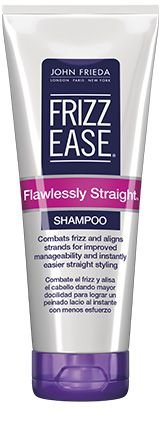 JOHN FRIEDA FRIZZ EASE FLAWLESSLY STRAIGHT SHAMPOO 295ML