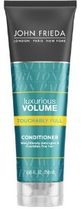 JOHN FRIEDA LUXURIOUS VOLUME TOUCHABLY FULL CONDICIONADOR 250ML