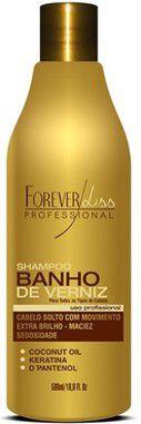 FOREVER LISS Banho de Verniz Shampo 500ml