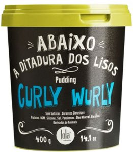 LOLA CURLY WURLY PUDDING 400G