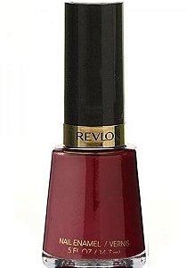 REVLON NAIL ENAMEL 721 RAVEN RED