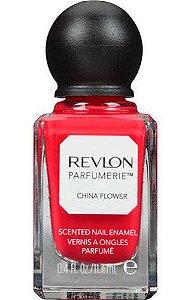 REVLON SCENTED NAIL ENAMEL PARFUMERIE CHINA FLOWER