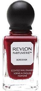 REVLON SCENTED NAIL ENAMEL PARFUMERIE BORDEAUX