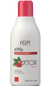 FELPS XMIX DETOX GUARANÁ SHAMPOO 300ML