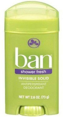BAN DESODORANTE SÓLIDO SHOWER FRESH 73GR