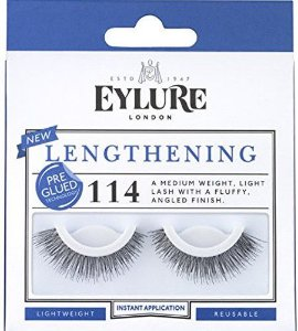 EYLURE LENGTHENING N 114 PRE GLUED