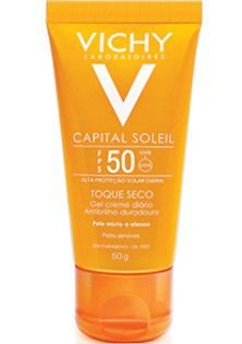 VICHY Capital Soleil FPS50 Toque Seco 50gr