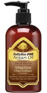BABYLISS PRO ARGAN OIL STYLING CREAM 300ML LEAVE-IN