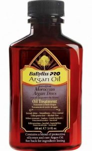 BABYLISS PRO ARGAN OIL TREATMENT 100ML - ÓLEO DE ARGAN