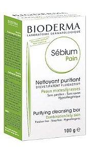 BIODERMA SEBIUM PAIN 100G - SABONETE