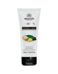 ALESSANDRO INTERNATIONAL HANDS! UP SHEABUTTER GINGER - CREME DE MÃOS