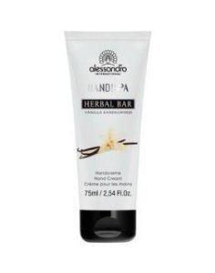 ALESSANDRO INTERNATIONAL HANDS! UP VANILLA SANDALWOOD - CREME DE MÃOS