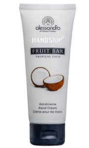 ALESSANDRO INTERNATIONAL HANDS! UP TROPICAL COCO - CREME DE MÃOS