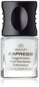 ALESSANDRO INTERNATIONAL EXPRESS NAIL HARDENER - BASE FORTALECEDORA