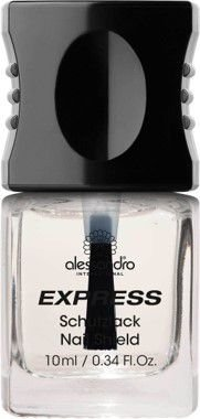 ALESSANDRO INTERNATIONAL EXPRESS NAIL SHIELD - BASE & TOP COAT DE VERNIZ