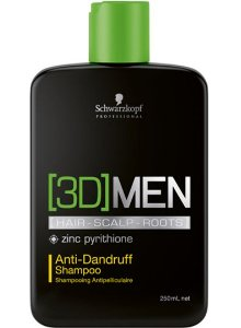 SCHWARZKOPF 3D MEN Shampoo Anti Caspa 250ml