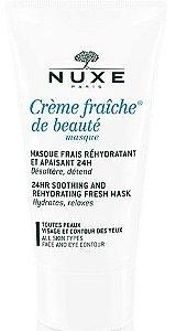 NUXE Crème Fraîche de Beauté Máscara Feesca Hdratante e Calmante 24H 50ml