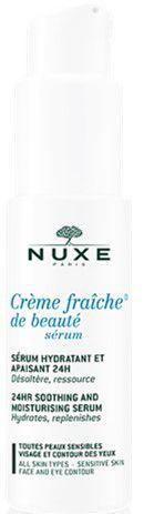 NUXE Crème Fraîche de Beauté Serum Hidratante e Calmante 24H 30ml