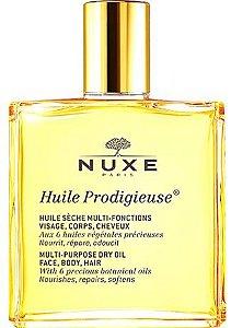 NUXE Huile Prodigieuse Óleo Hidratante Multi Função 50ml