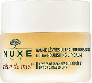 NUXE Rêve de Miel Baume Lèvres Ultra-Nourrissant Lip Balm 15g