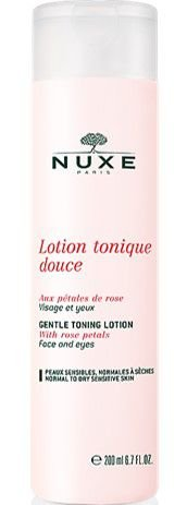 NUXE Rose Petals Lotion Tonique Douce Tônico 200ml