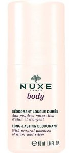 NUXE Body Déodorant Longue Durée Desodorante Roll-On 50ml
